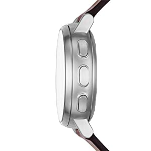 Skagen SKT1111 Men's watch Signatur Leather Strap Hybrid - Brown/Black