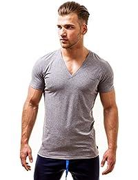 "Diesel Jesse T-Shirt à col V"", gris"
