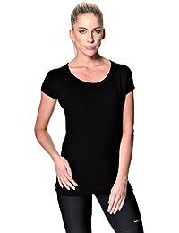 PURE LIME Sportive Dolman tee-shirt sport T-Shirt fitness sportswear femme