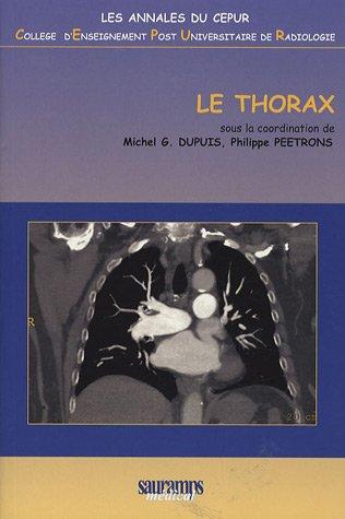 Le thorax par Michel-G Dupuis