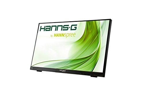 Compare Prices for Hanns.G HT225HPB 21.5 cm LED Multi-Touch Screen Monitor – Black Online