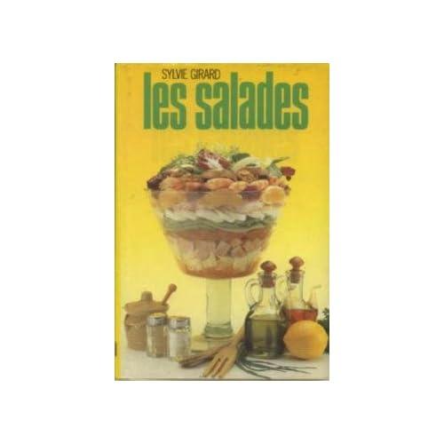 Les salades / de l'entrée au dessert