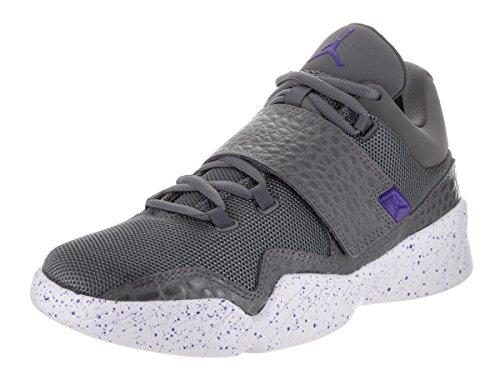 Nike 854557-005, Scarpe da Basket Uomo Grigio