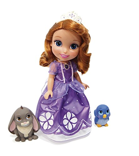 Princesa Sofía Disney - Muñeca (Cefatoys 88304)