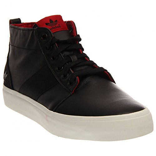 Adidas Army TR Chukka Cuir Baskets CBlack-WhtVap-PowRed