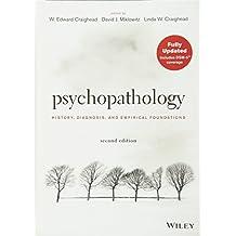 Psychopathology: History, Diagnosis, and Empirical Foundations (CourseSmart)