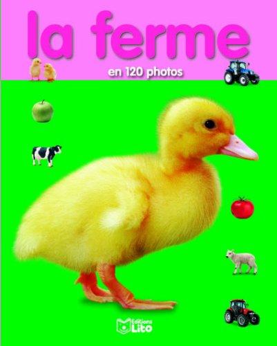 Sur le Bout de la Langue : La Ferme - Dès 2 ans (Eveil/Imagier photos)