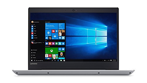 Lenovo 520S-14IKB 14-Inch Notebook - (Mineral Grey) (Intel I5-7200U Processor, 8 GB RAM, 128 GB SDD, Windows 10 Home)