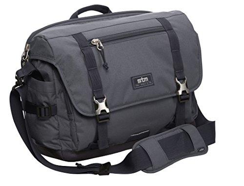 stm-trust-laptop-bag-with-shoulder-strap-for-15-graphite