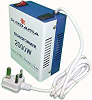 KODAMA KT2000W Transformer 220V to 110V 2000W Power Converter 220V to 110V 2000 Watt 110V Output