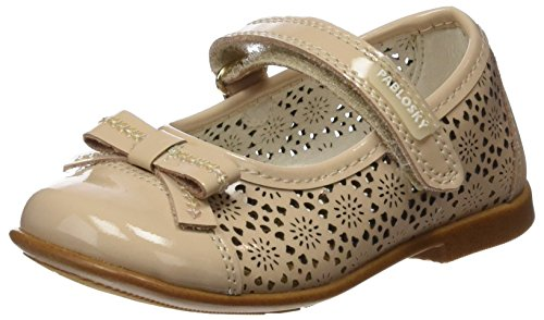 Pablosky 007939, Mary Jane Flats fille Beige