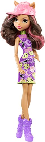 Mattel Monster High DWR98 - Emoji Clawdeen Wolf
