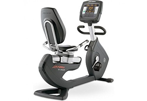 Life Fitness 95R Achieve Recumbent Bike - Cleaned & Serviced with 2 Year Yarranty Available