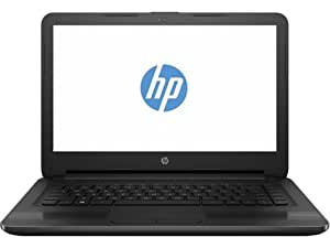 """HP 245 G5 AMD E2-7110 4GB/500/GB/DOS/14"""" inch Laptop with DVD (Black)"""