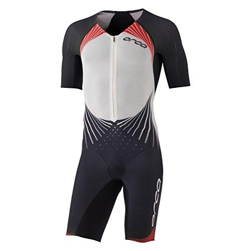 RS1Dream Kona Race Suit Hombre-Orca-fvr24602tamaño m, color negro/rojo