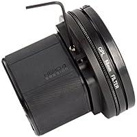 Gazechimp 58mm CPL Lente Filtros para Gopro Hero 4 Sesión Cubierta de Objetivo con Conectador Accesorios para Càmara