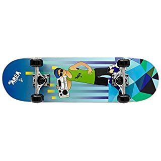 Area Kinderskateboard ab 5 Jahre (Cool Boy)