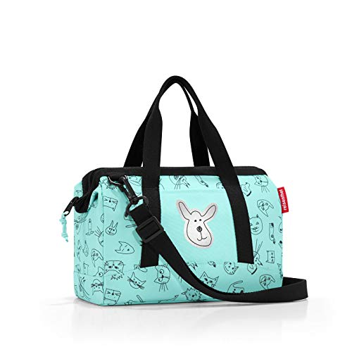 Reisenthel Allrounder XS Kids Cats and Dogs Kinder-Sporttasche 27 cm