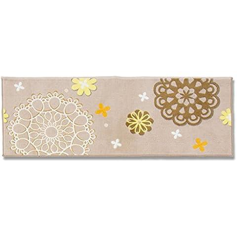 Mat cucina Crochet di stampa 45 x 120 centimetri BE (Giappone import / Il pacchetto e il manuale sono scritte in giapponese)