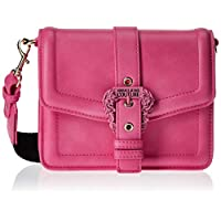 Versace Jeans Couture Womens Crossbody Bag, Fuxia - VVBBF7-71408-401
