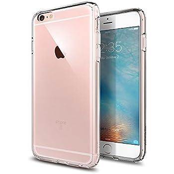 Spigen Coque iPhone 6s Plus, [Tough Armor Tech] Ultimate Shock-Absorb [Satin Silver] Dual Layer