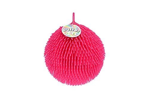 Toi-Toys–Ballon Puffer 23cm, 51006d, Mehrfarbig