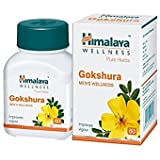 Himalaya Herbals Gokshura - 60 Tablets (Pack of 3)
