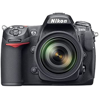 Nikon D300S Digital SLR Camera (Body Only)