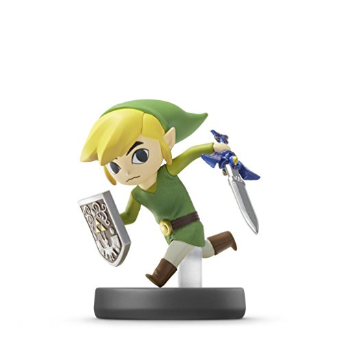 Toon Link Amiibo (Super Smash Bros.) - 2