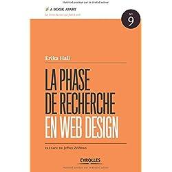 La phase de recherche en web design, n° 9