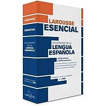 Diccionario Esencial Lengua Española (Larousse - Lengua Española - Diccionarios Generales)