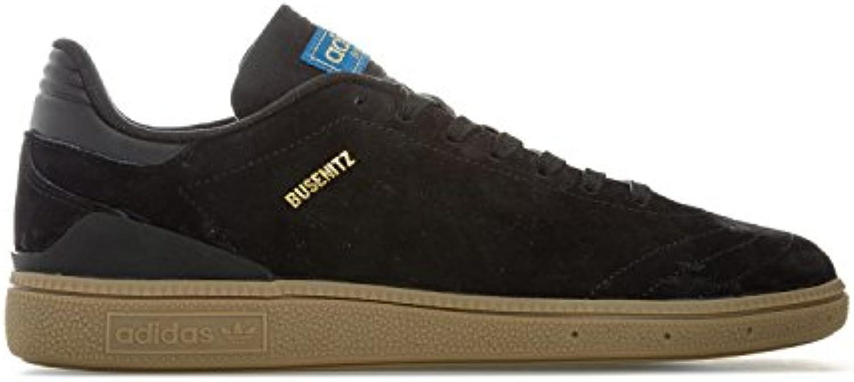 Adidas Busenitz RX, Zapatillas de Deporte para Hombre, Negro (Negbas / Gum4 / Dormet 000), 39 1/3 EU