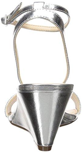 Nina Novia Synthétique Sandales silver