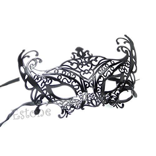 Manyo Laser Cut Maskerade Venezianischen Eyemask Prom Party -