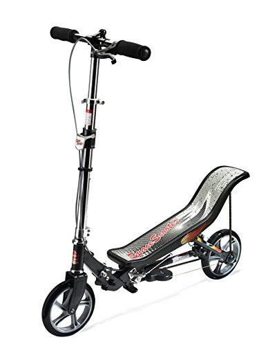 east-side-records-86005-space-scooter-x580-outdoor-und-sport-matt-schwarz