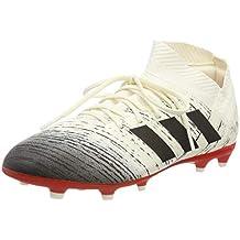 adidas Nemeziz 18.3 FG J, Zapatillas de Fútbol para Niños