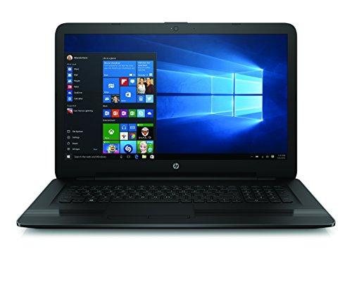 "HP 17-y016nf E2-7110 17.3"" 1600 x 900Pixel Nero"