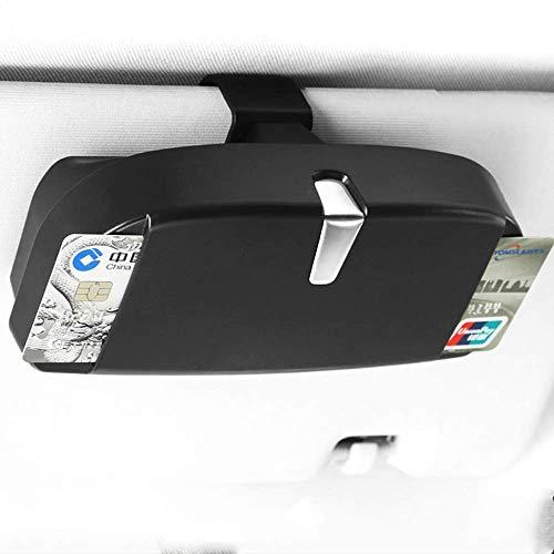 ABS Kunststoff Auto Brillen Fall Sonnenbrille Schutz Box Halter für A B C E S Klasse W176 W246 W204 W205 W212 W213 CLA GLA ML Schwarz EINWEG