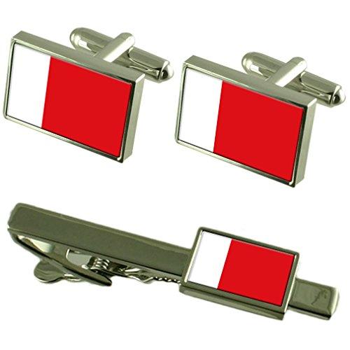 Select Gifts Dubai Fahne Manschettenknöpfe Krawatten passende Box Set