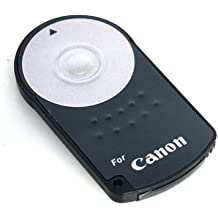 Cherry's Legend RC-6IR - Disparador remoto inalámbrico para Canon EOS 6D, EOS 7D, EOS 70D, EOS 60Da, EOS 60D, EOS 5D Mark III, EOS 5D Mark II, 500D, 550D, 600D, 650D, 70D SL1, T5i, T4i, T3i, T2i, T1i, XSi, XT, XTi, cámaras digitales SLR (sustituyen a Canon RC-5RC-6)