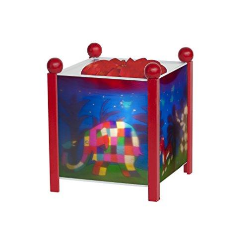 trousselier-lanterna-magica-elmer-rosso-12v