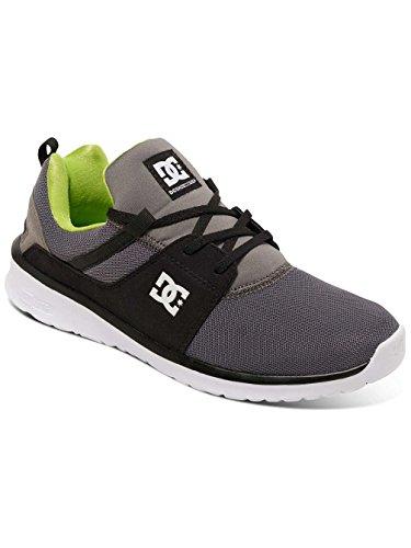 DC HEATHROW M BKW Herren Sneakers grey/black/green