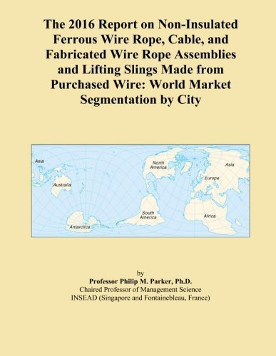 Sling Assembly (The 2016 Report on Non-Insulated Ferrous Wire Rope, Cable, and Fabricated Wire Rope Assemblies and Lifting Slings Made from Purchased Wire: World Market Segmentation by City)