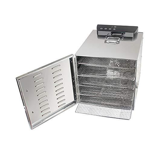 YLSWHGzgl Máquina Secadora De Frutas De Acero Inoxidable/Secador
