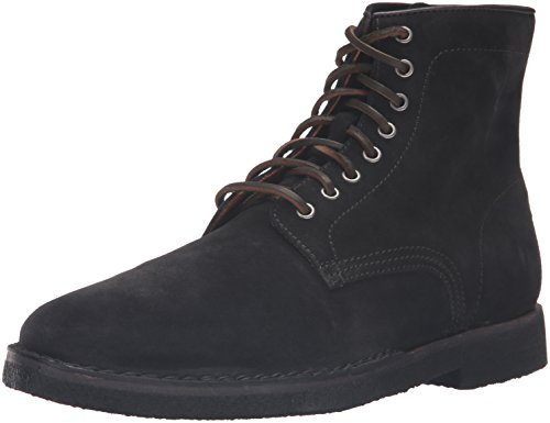 FRYE Men's Arden Lace Up Combat Boot, Black, 10.5 D US (Combat Lace-up Boots)