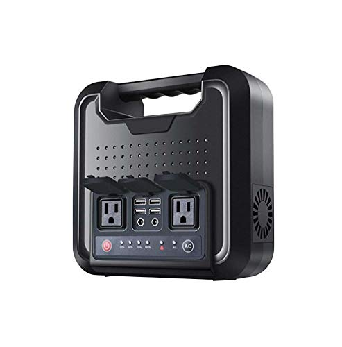 Parametros del producto:Modelo de producto: AL-G220Capacidad de la batería: 59400 mah, 220WHTipo de batería: batería de ion litio de gran capacidadVoltaje de salida CA: 220V ± 5%Potencia de salida: 300WPotencia máxima: 600WFrecuencia 50-60HzSalida: U...