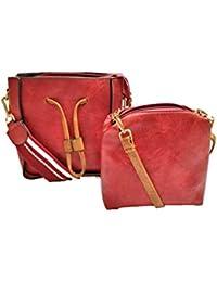 B.B Style And Fashion Women's/Girls Sling Bag COMBO