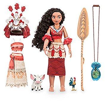 Moana, Vaiana Singing Doll