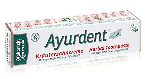Maharishi Ayurveda Zahncreme Ayurdent mild, 75 ml