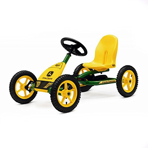 Berg Toys 24.21.24.01 GoKart Buddy John Deere Kinderfahrzeug